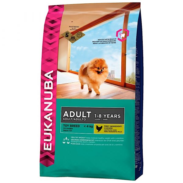 Eukanuba Adult Toy Breed 1.5kg-0