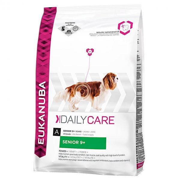 Eukanuba Daily Care Senior 9+ 12.5kg-0