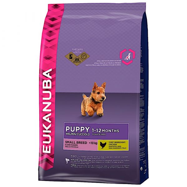 Eukanuba Puppy Small Breed 3kg-0