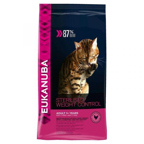 Eukanuba Sterilised / Weight Control 1.5kg-0
