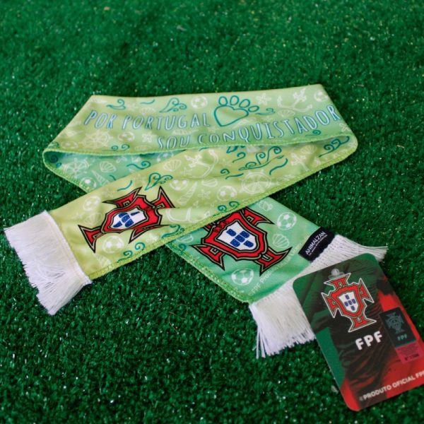 Cachecol Oficial FPF - Portugal-0