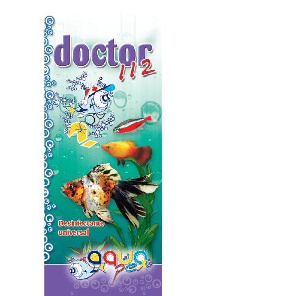 Aquapex Doctor 112 Desinfetante 100ml-0