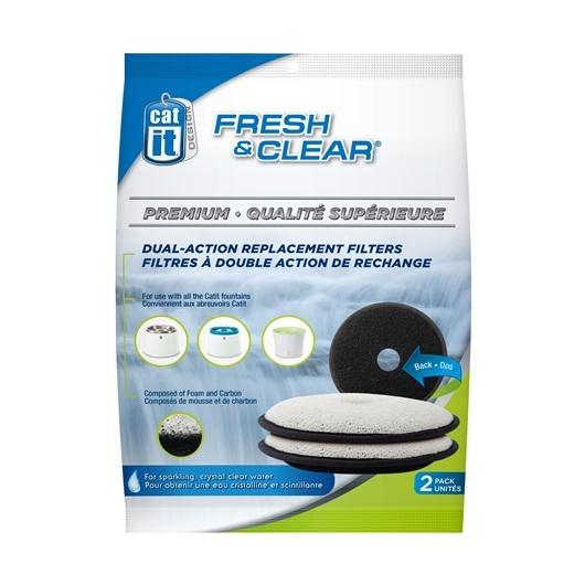 Filtro Fonte Fresh & Clear Inox-12855