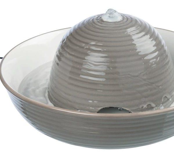 Fonte de Água Vital Flow em Cerâmica-13136