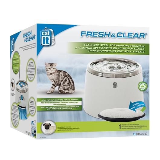 Fonte Fresh & Clear Inox-12849