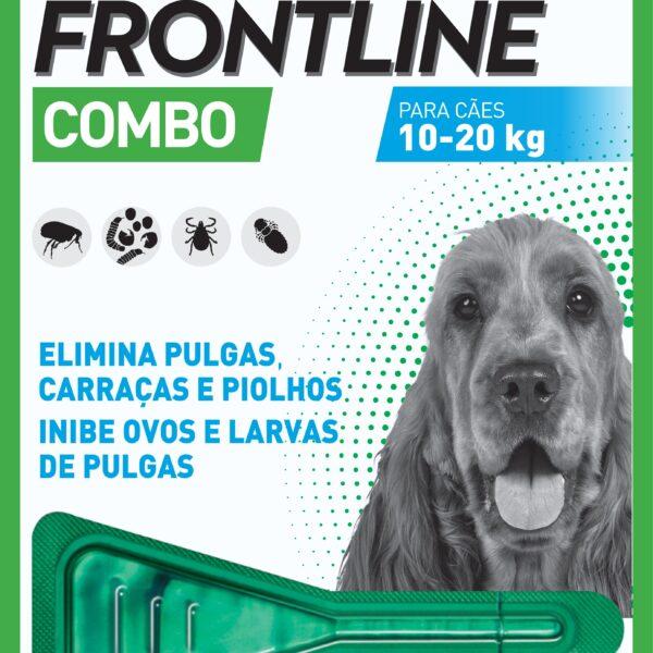 Frontline Combo Pipeta 10-20kg-0