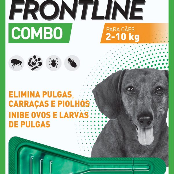 Frontline Combo Pipeta 2-10kg-0
