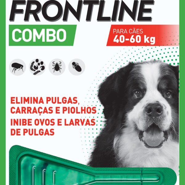 Frontline Combo Pipeta 40-60kg-0