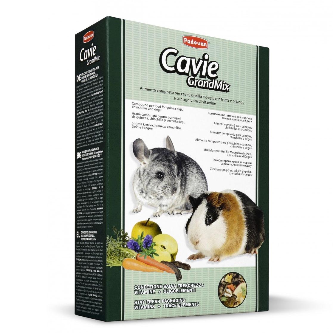 GrandMix Cavie 850gr.-0