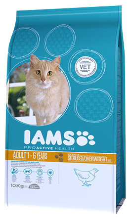 IAMS Light 2.55kg-0