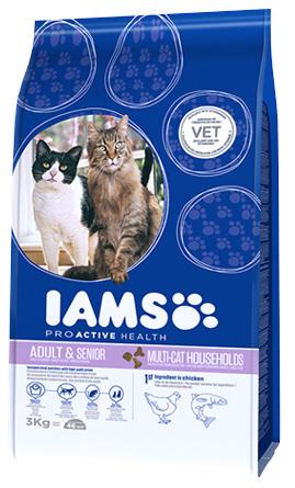 IAMS Multicat 3kg-0