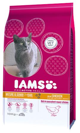 IAMS Senior 2.55kg-0