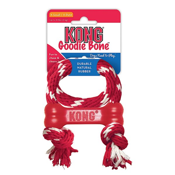 Kong Goodie Bone com Corda-14280