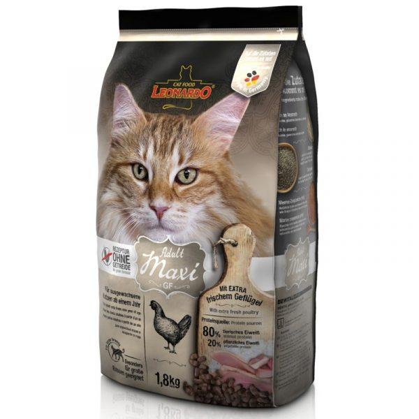 Leonardo Adult Maxi Grain Free 1.8kg-0