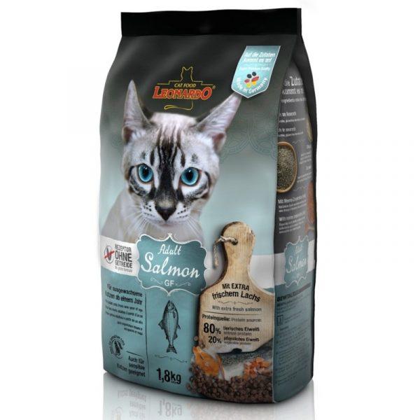 Leonardo Adult Salmão Grain Free 1.8kg-0