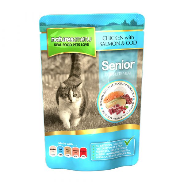 Natures Menu Senior 100g-0