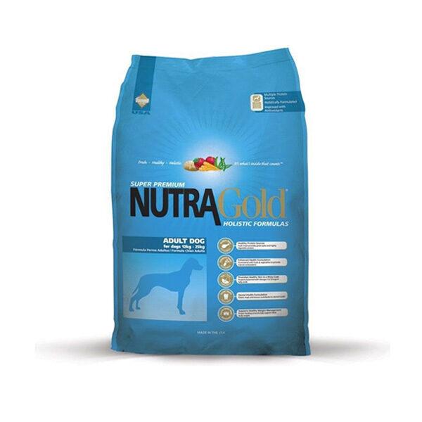 Nutra Gold Holistic Adult 15kg-0