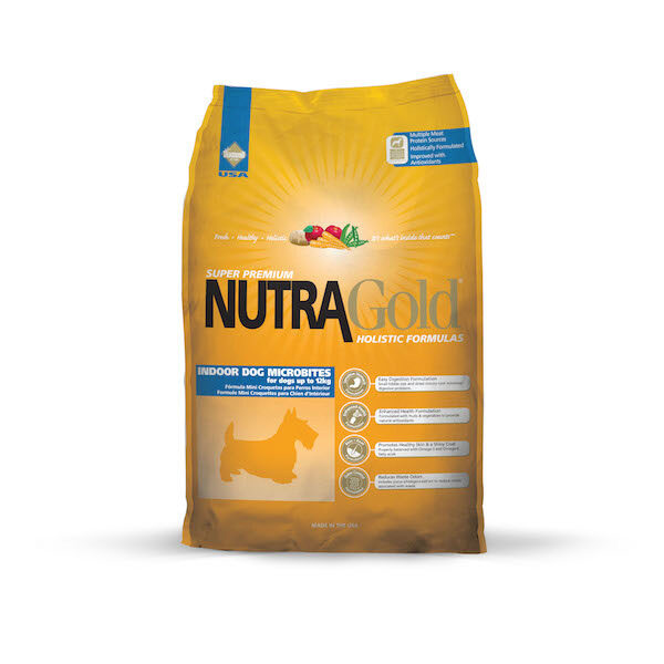 Nutra Gold Holistic Indoor Microbite 3kg-0