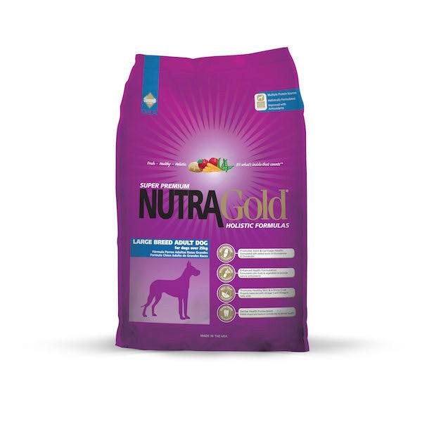 Nutra Gold Holistic Large Breed Adult 15kg-0