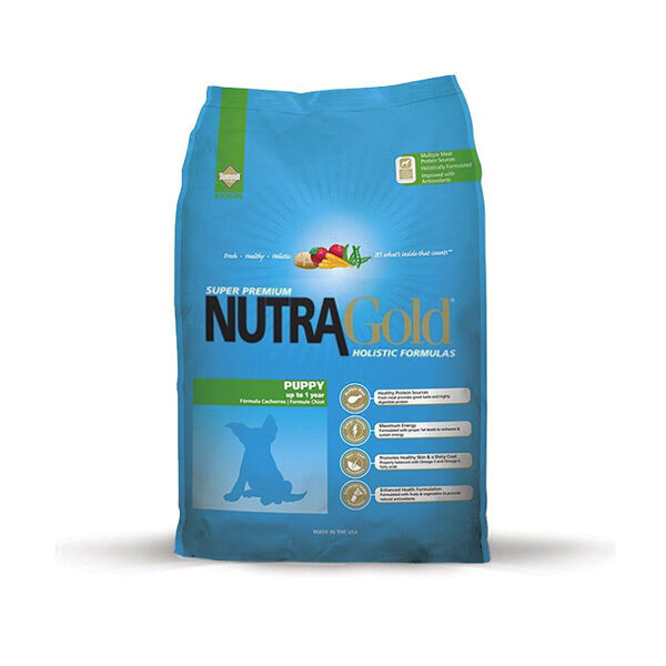 Nutra Gold Holistic Puppy 3kg-0