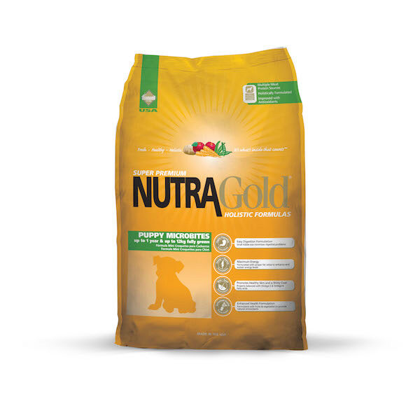 Nutra Gold Holistic Puppy Microbites 7.5kg-0