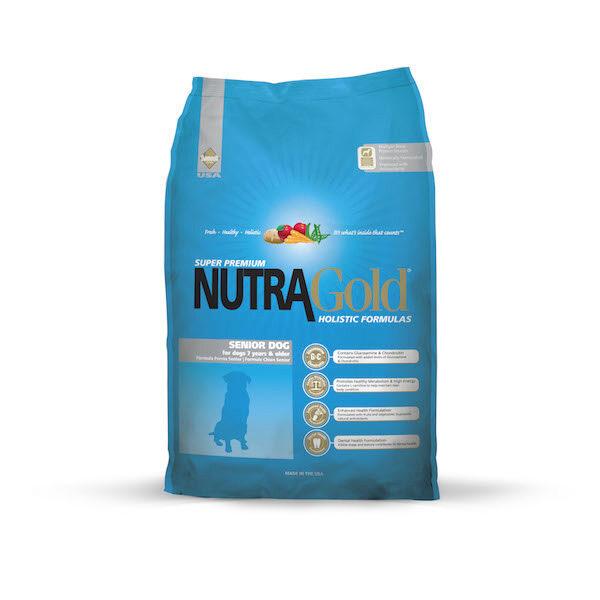 Nutra Gold Holistic Senior 15kg-0