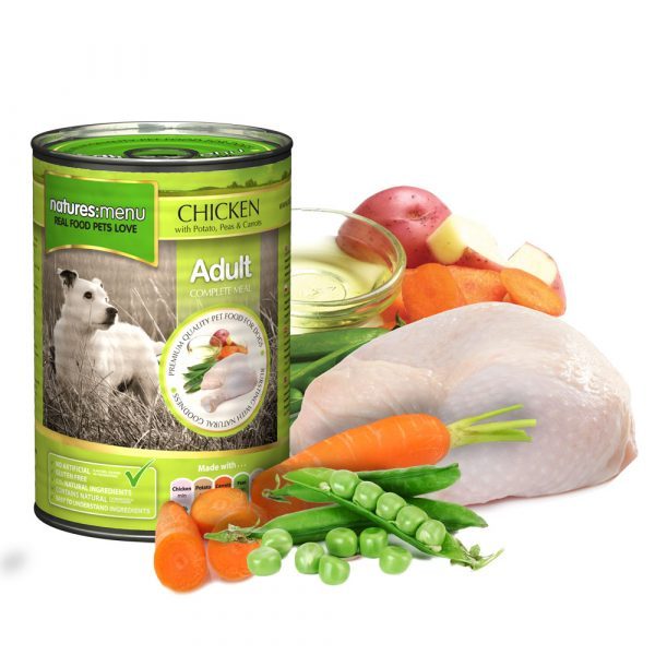 Natures Menu Frango 400g-0
