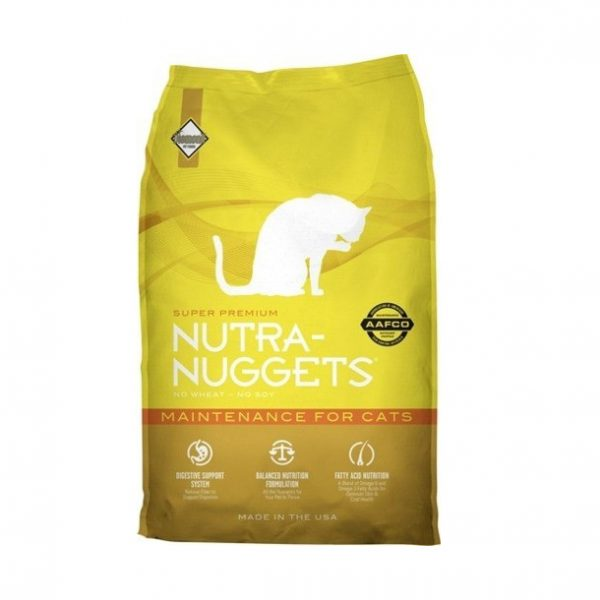 Nutra Nuggets Maintenance Cat 3kg-0