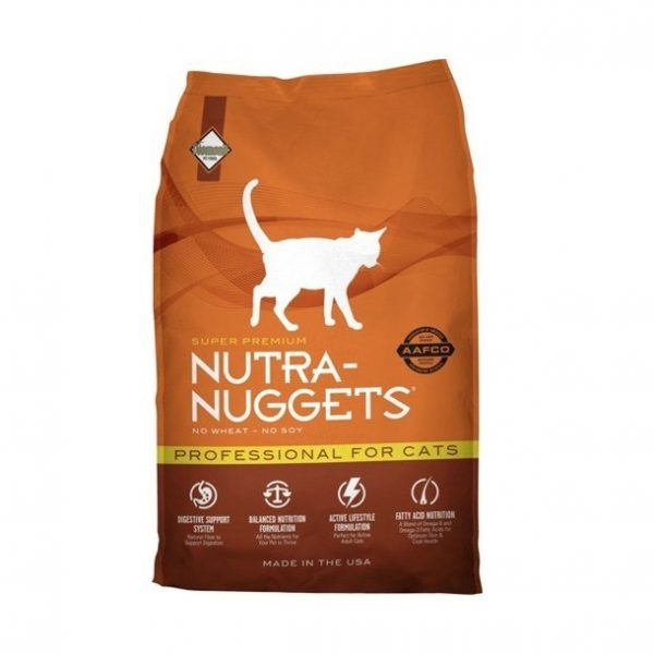 Nutra Nuggets Professional Cat 3kg-0