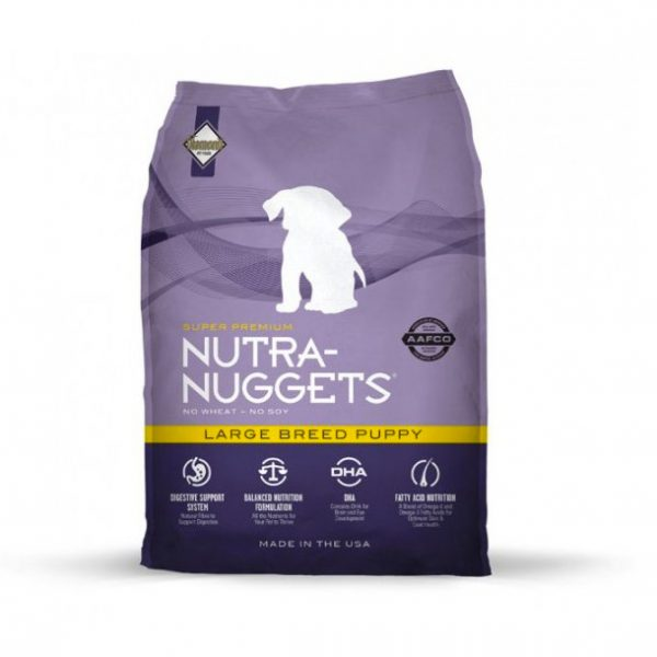 Nutra Nuggets Large Breed Puppy 15kg-0