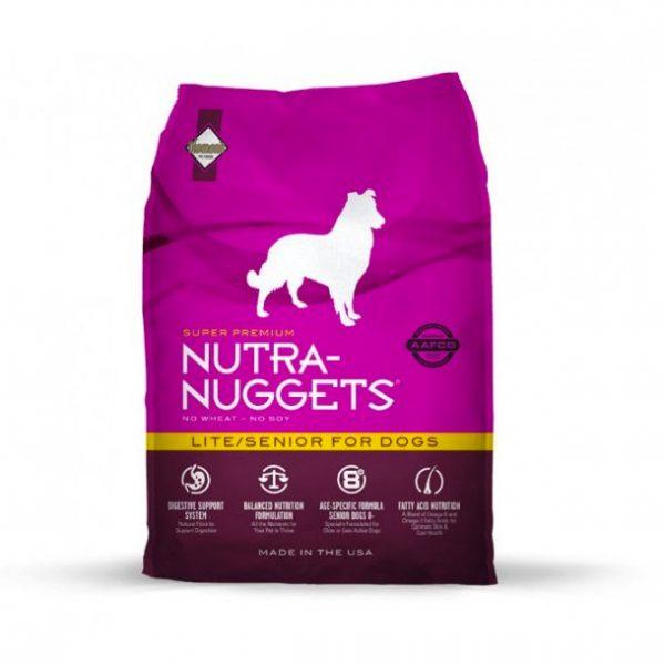 Nutra Nuggets Lite 15kg-0