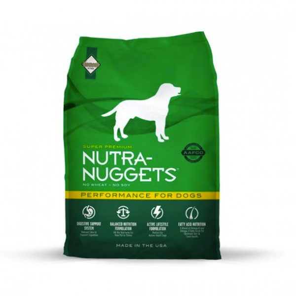 Nutra Nuggets Performance 15kg-0