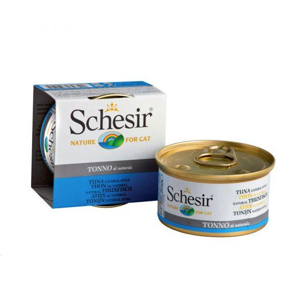 Schesir Atum ao Natural 85g-0