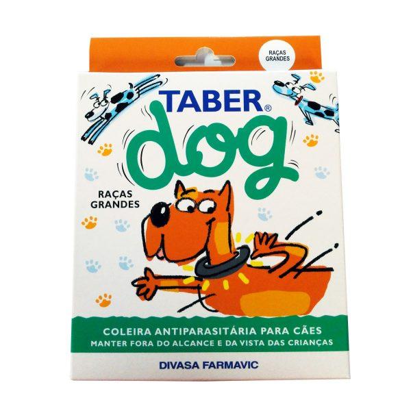 Coleira Taberdog cão grande-0