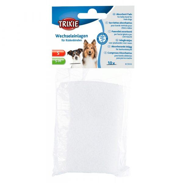 Pensos absorventes para cães machos -0