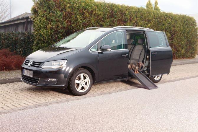 Rampa em plástico para acesso a auto 38x100cm-0