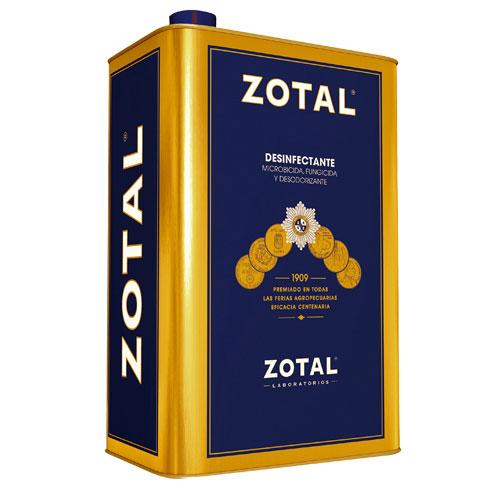 Desinfectante Zotal 250ml-0